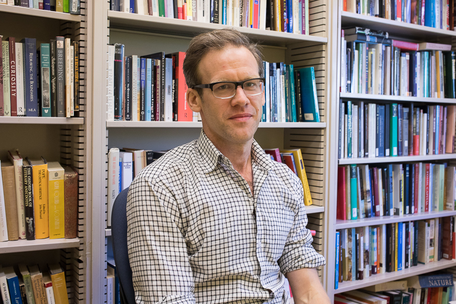English Professor Tobias Menely's favorite reads