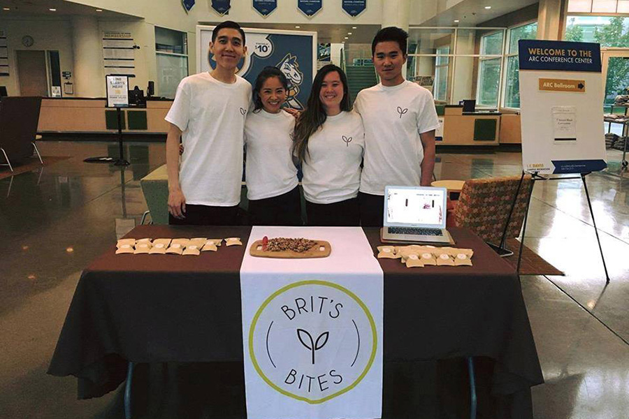 UC Davis students start protein bar company