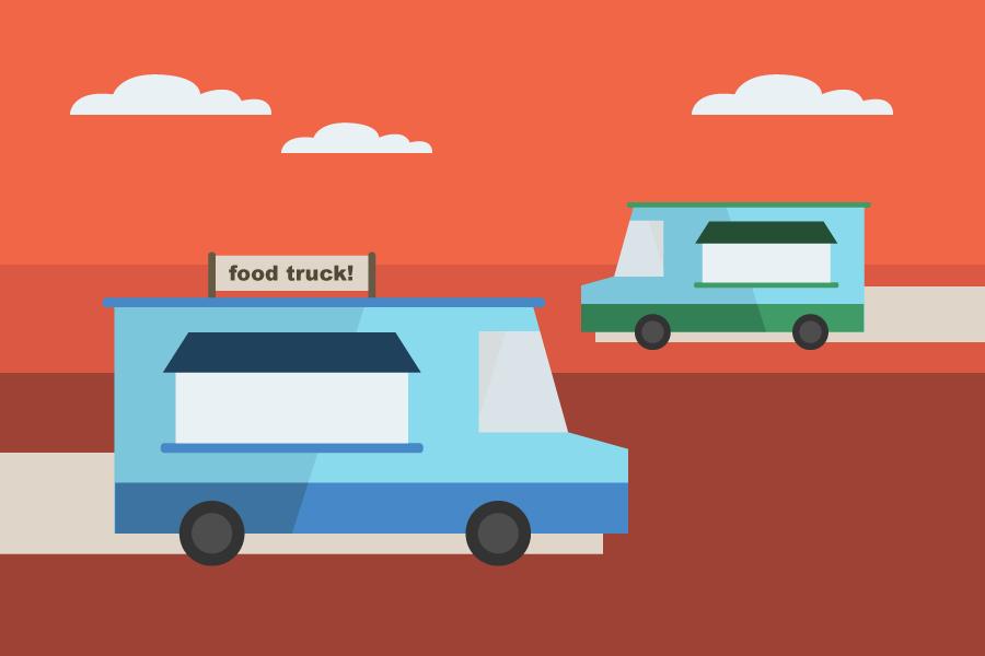 Spoon UCD presents Food Truck Mania