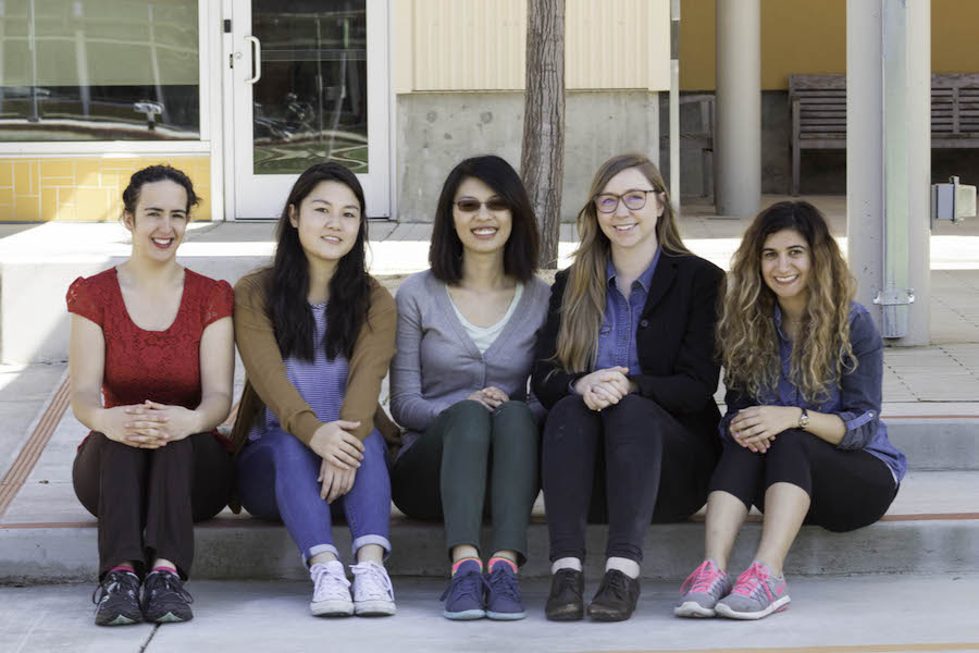 Institute of Transportation Studies student founds Women's Transportation Seminar student chapter
