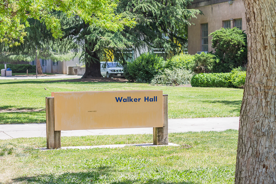 Walker Hall: a rich past and an exciting future