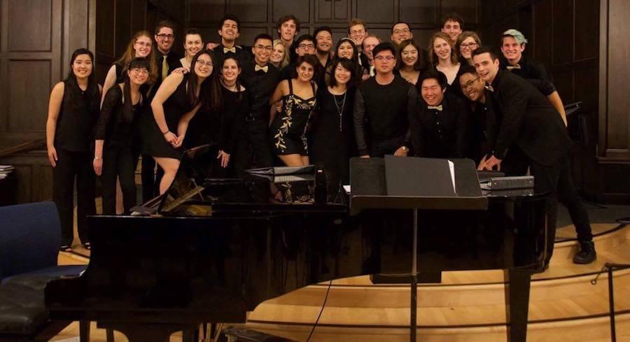 Davis Chamber Choir Spring Concert
