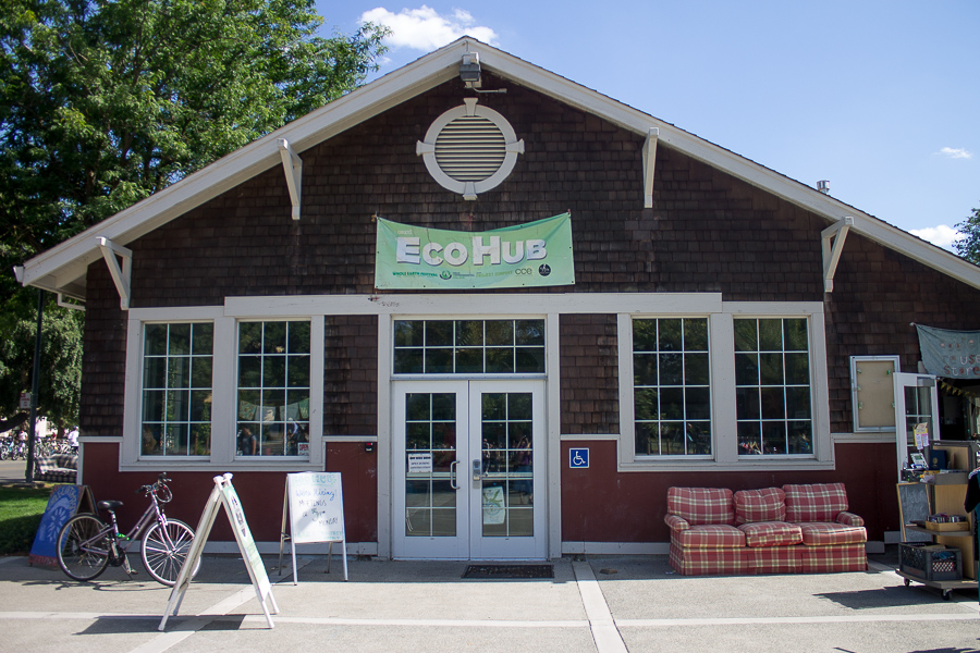 ASUCD units in EcoHub face numerous problems
