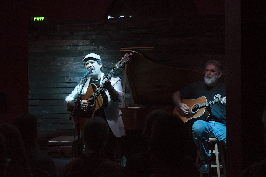 Folk benefit concert to support FARM Davis