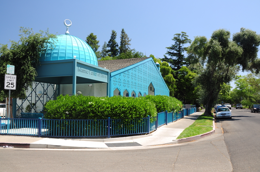 Second hate crime hits Davis Islamic Center