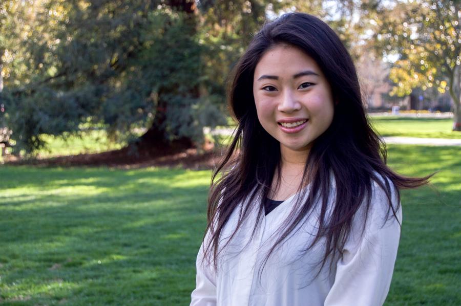 Samantha Chiang resigns as ASUCD senator