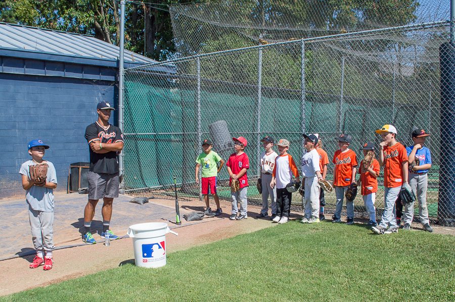 UC Davis summer sports camps give back to the community
