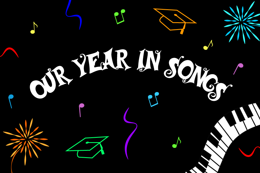 A year in songs