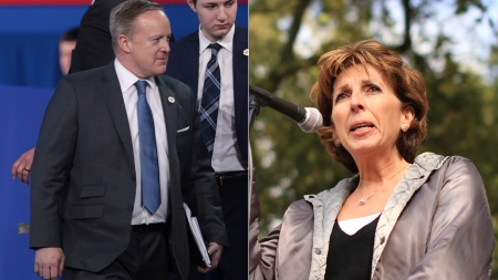 "Humor: Sean Spicer and Katehi to star in buddy-cop comedy ""Resigned (kinda)"""