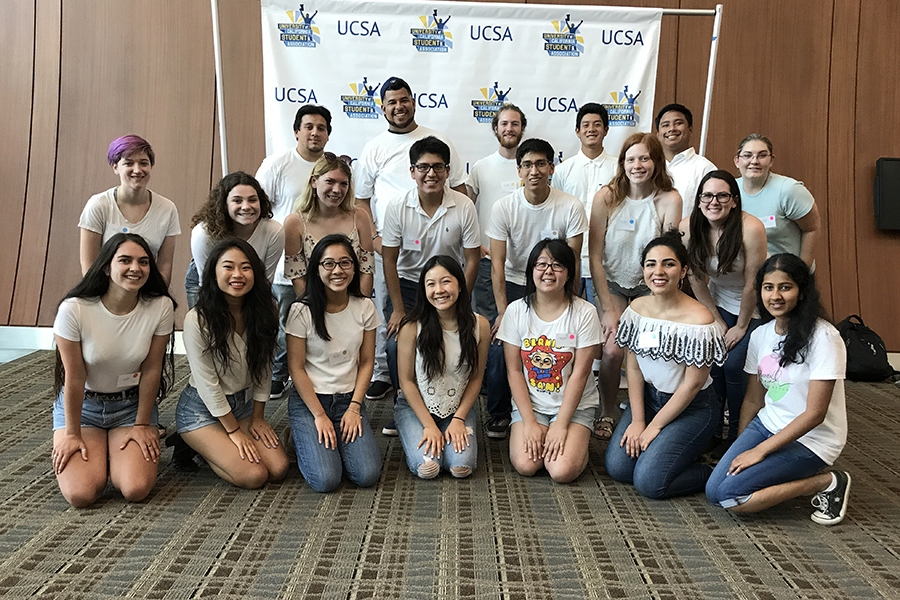 UC Davis students attend UCSA Student Organizing Summit
