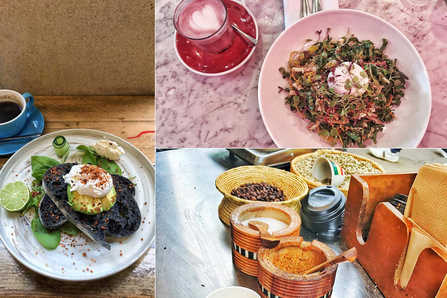 The best of London food