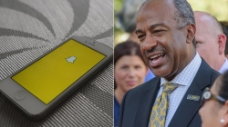 Humor: Gary May accused of nepotism after granting daughters access to UC Davis Snapchat