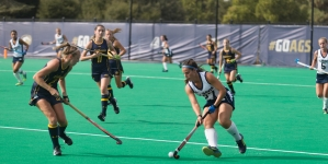 Field hockey finds hope in loss to Cal