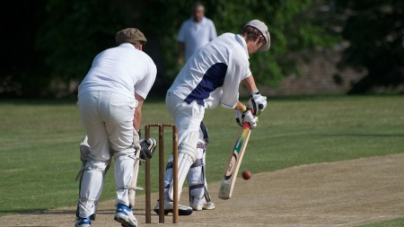 Humor: Student starts club for cricket, fake sport made by globalists to push deep state's agenda