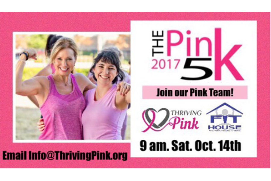 Thriving Pink in the fight against breast cancer