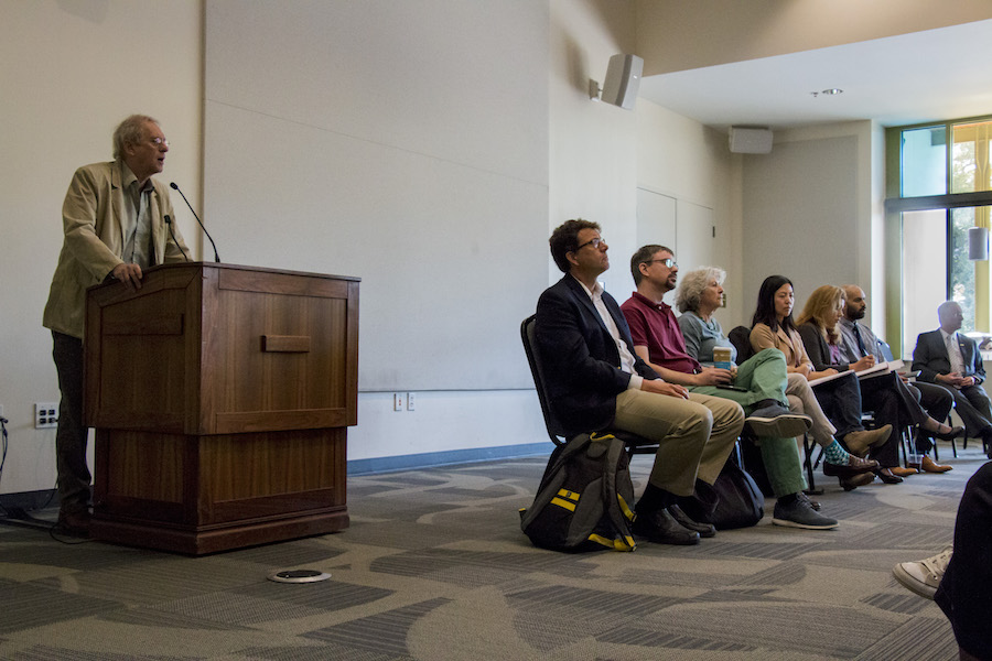 "History Department holds ""Ask A Historian"" forum"