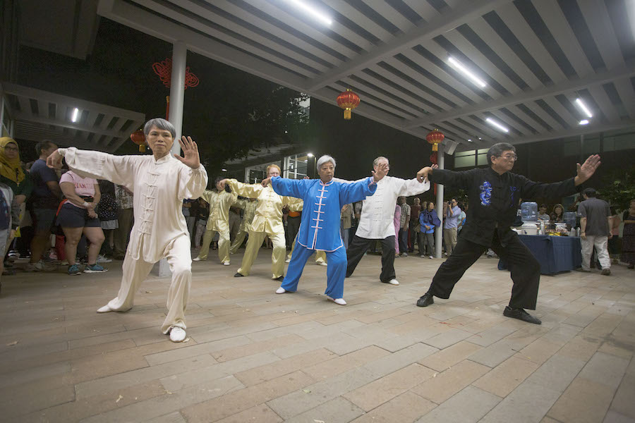 Confucius Institute of Davis Holds Mid-Autumn Festival Celebration on Oct. 7