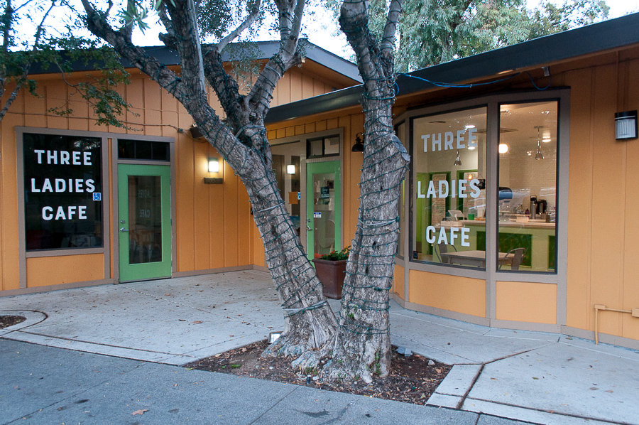 Three Ladies Cafe opens in downtown Davis
