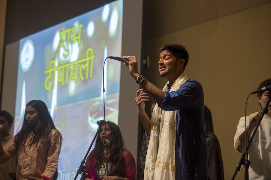 UC Davis Indian Graduate Student Association hosts Diwali Night