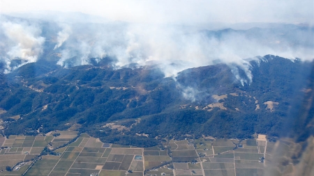 Guest: Wildfires ravage California as climate apocalypse looms