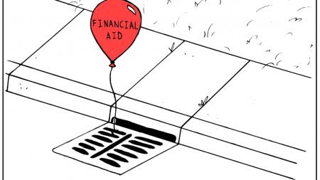 Cartoon: Financial Aid
