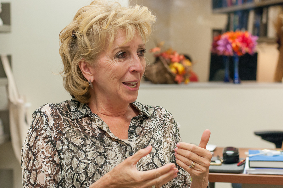 Chancellor Emerita Linda Katehi reflects on career, looks to future