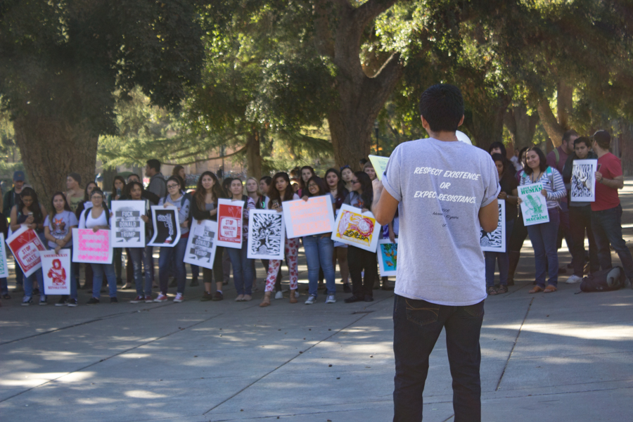 California law shields undocumented immigrants; UC Davis leaders, students voice support