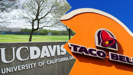 Humor: Taco Bell and UC Davis block each other on Instagram amid messy breakup