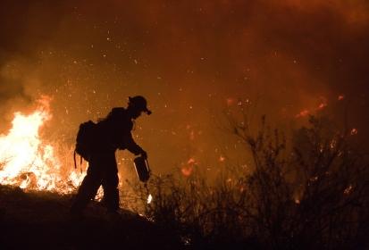 Updates on California wildfires