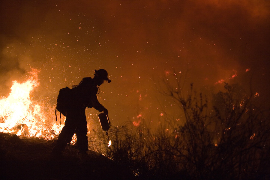 Updates on California wildfires
