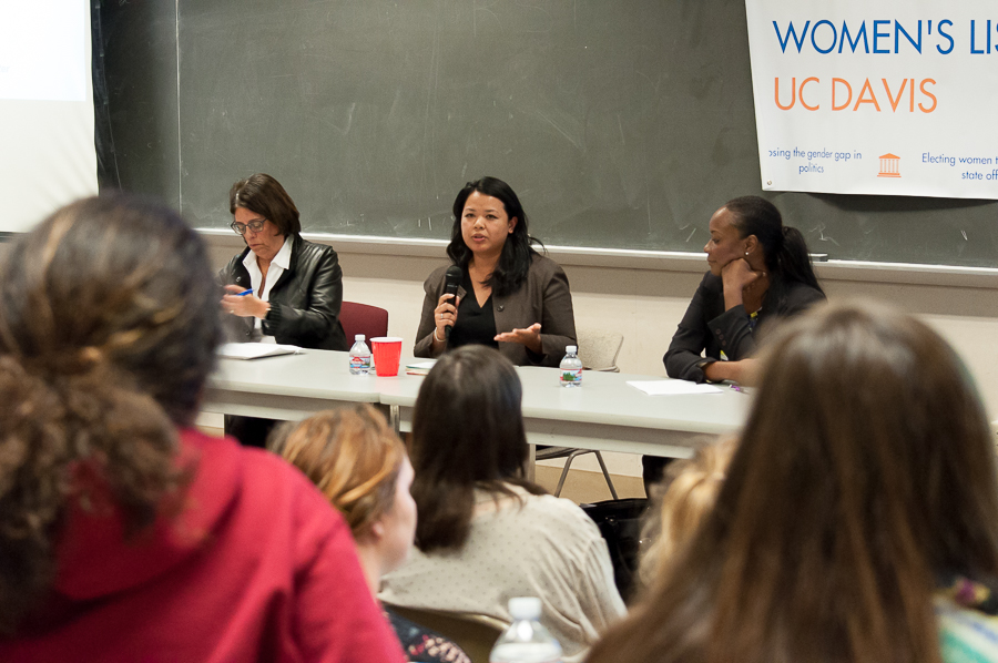 UC Davis California Women's List chapter hosts third panel event