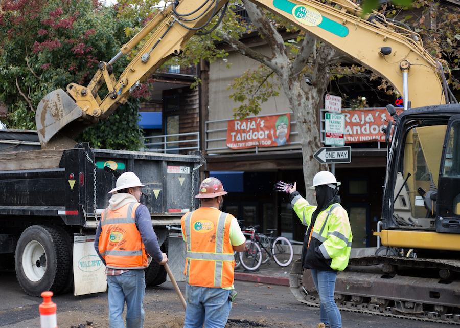 Third Street Improvements Project affects residents, small businesses