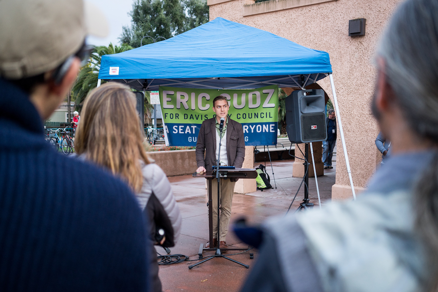 Brody Fernandez, Eric Gudz, Dan Carson announce runs for Davis City Council