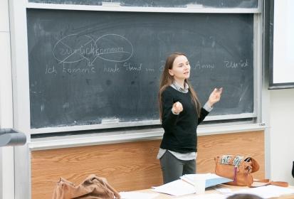 Graduate Student Instructors: More than TAs