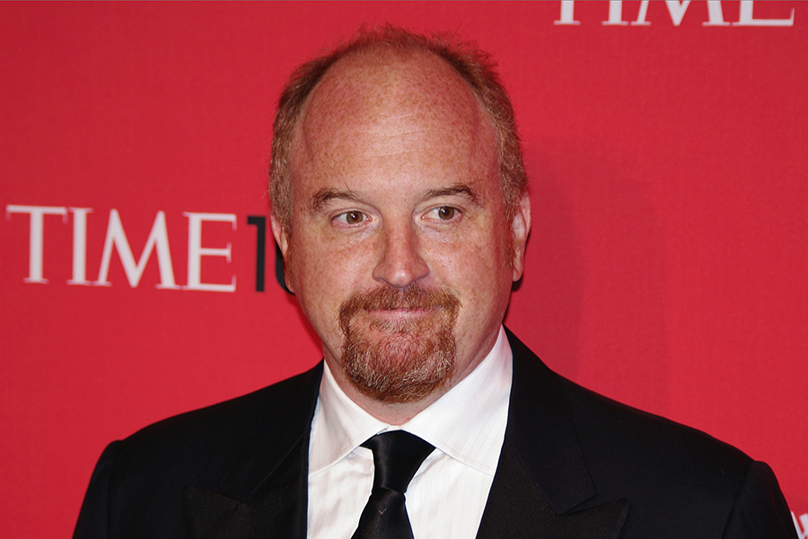 """Humor: Louis C.K. headed to UC Davis for """"Meat and Greet"""""""