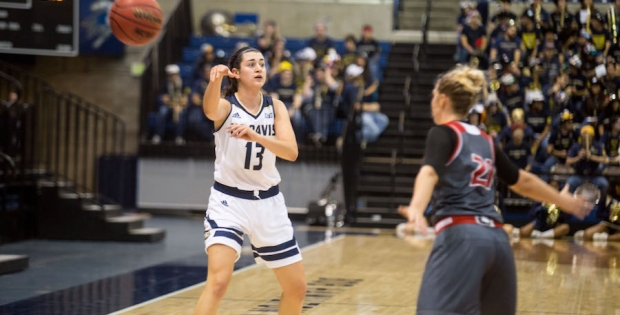 Women's basketball enters season with something to prove