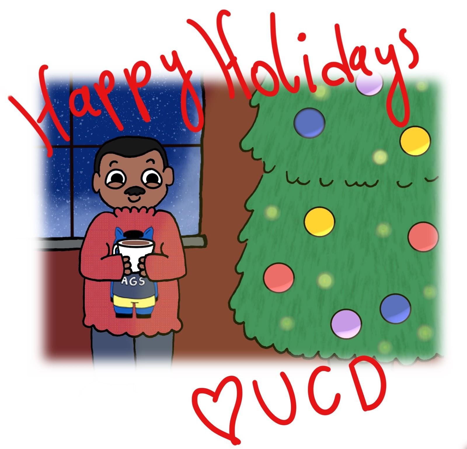 Gary May's Christmas Card