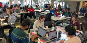 UC Student-Workers Union organized statewide, UC Davis grade-in