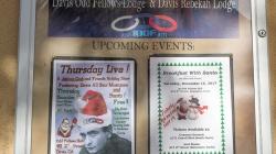 Thursday Live Christmas Shows at Odd Fellows