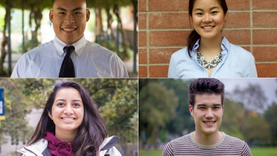 Terms In Review: Four ASUCD senators conclude their fall 2016-17 terms