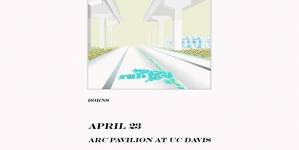 alt-J and BØRNS to perform at UC Davis in April