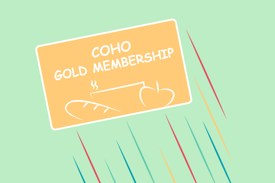 Humor: How to become a CoHo Gold Member