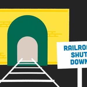 Union Pacific considering shutdown of popular I-80 shortcut