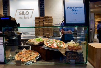 A Closer Look at the Silo's New Eateries
