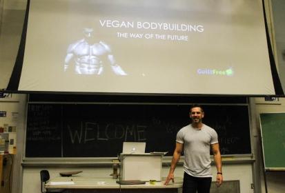 UC Davis Vegan Frat Challenge