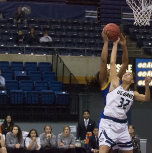UC Davis women's basketball keeps conference streak alive