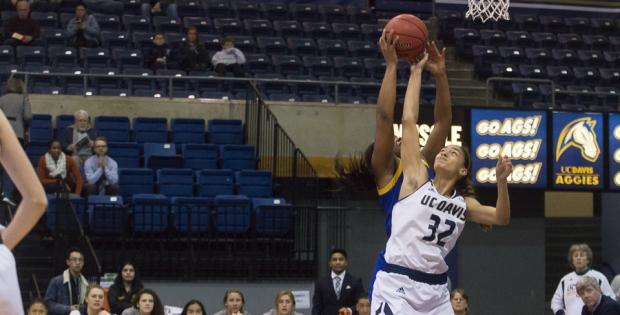 UC Davis women's basketball keeps conference streak alive