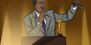 Humor: And the Oscar goes to… Gary May in that Christmas video?