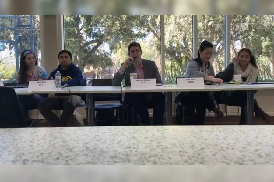 ASUCD executive tickets hold CoHo debate