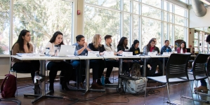 ASUCD Senate candidates debate to largely inattentive crowd